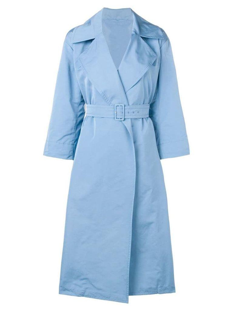 Max Mara trench coat - Blue