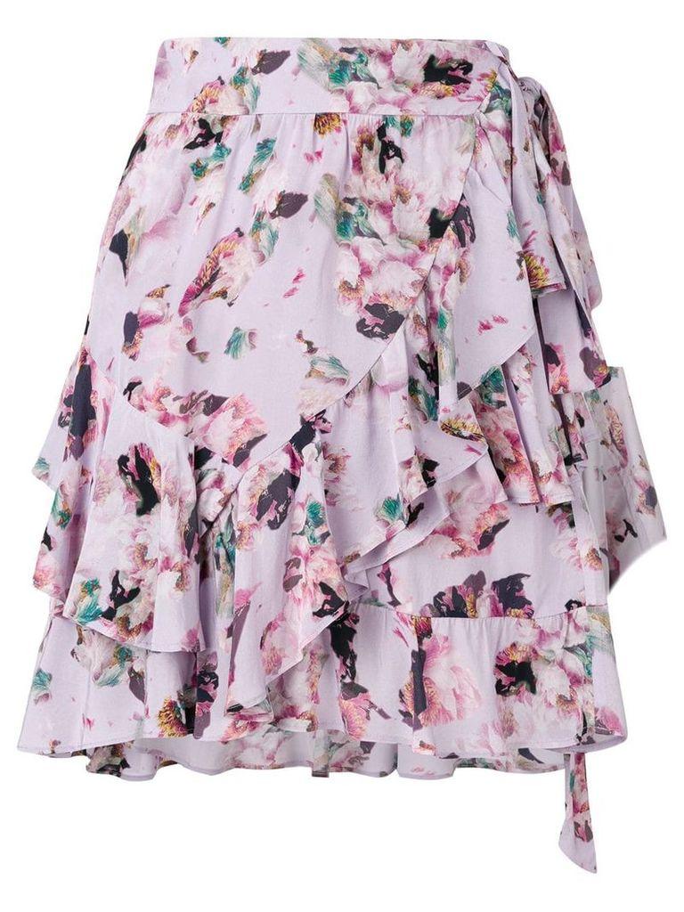 Iro Daring skirt - Purple