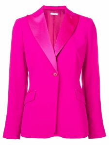 P.A.R.O.S.H. single breasted blazer - Pink