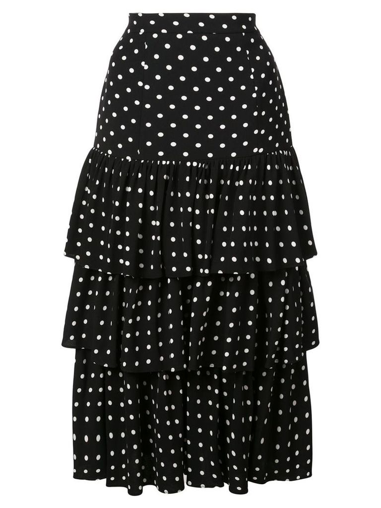 Cinq A Sept Rowena skirt - Black
