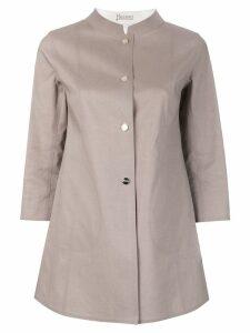 Herno 3/4 sleeves jacket - Grey