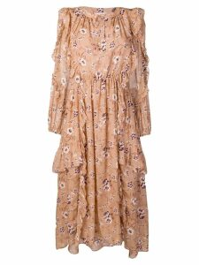 Ulla Johnson Ellette dress - Neutrals