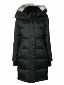 Canada Goose goose down padded coat - Black