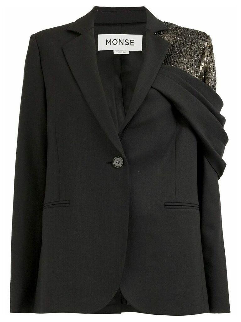 Monse Shedding blazer - Black