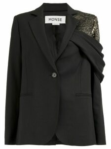 Monse Shedding blazer - Black