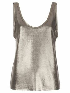RtA Colton tank top - Gold