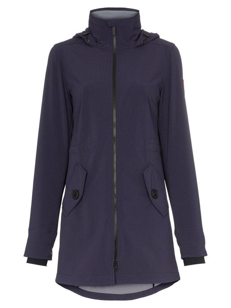 Canada Goose Avery hooded jacket - Blue
