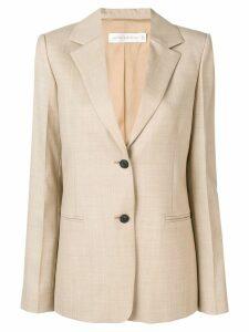 Victoria Beckham loose fit blazer - Neutrals