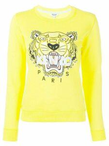 Kenzo logo sweatshirt - Yellow