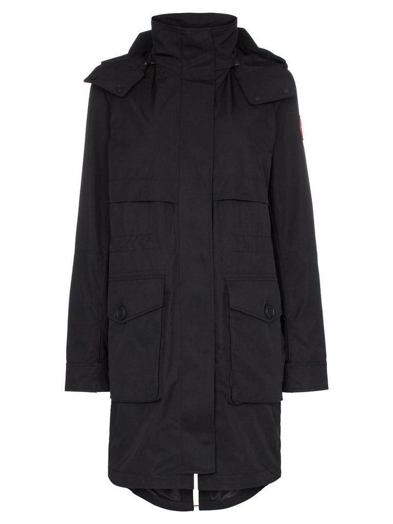 Canada Goose Cavalry trench coat - Black