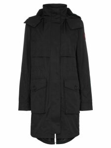 Canada Goose Cavalry trench coat - Black