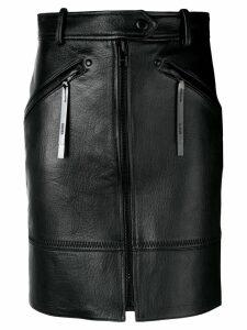 Kenzo high-waisted mini skirt - Black