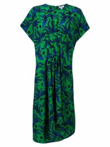 Kenzo phoenix print dress - Green
