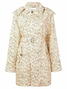 Chloé belted trench coat - Neutrals