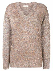 Etro V-neck sweater - Neutrals