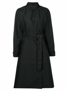 Fay belted trench coat - Black