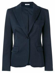 P.A.R.O.S.H. structured blazer - Blue