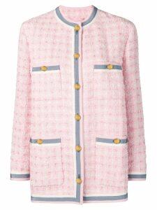 Gucci tweed jacket - Pink
