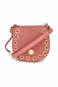 See by Chlo © Leather Saddle Bag