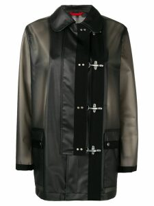 Fay 4 Ganci rain jacket - Black