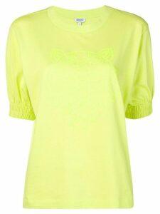 Kenzo 'Neon Tiger' T-shirt - Yellow