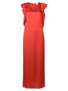 Semicouture Cedric dress - Red