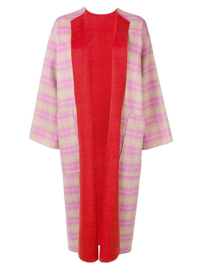 Sofie D'hoore Charlie reversible coat - Pink
