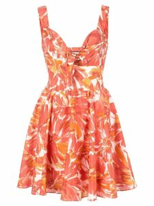 Alexis Ilda dress - Orange