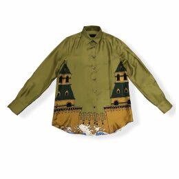 Roi du Lac - Kremlin Silk Shirt