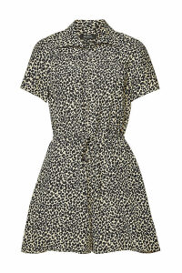A.P.C. Ursula Printed Playsuit