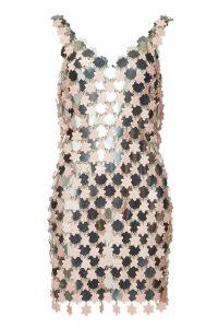 Paco Rabanne Sequin Dress