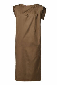 Max Mara Cotton Sheath Dress