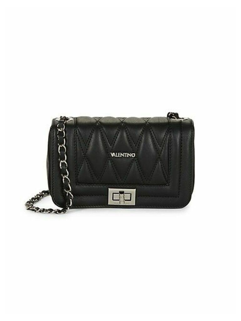 Beatriz D Leather Crossbody Bag