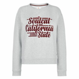 SoulCal Deluxe Space Logo Sweatshirt