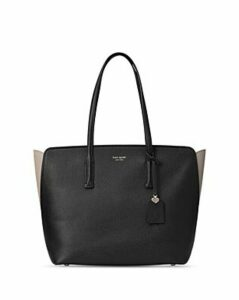 kate spade new york Large Leather Tote