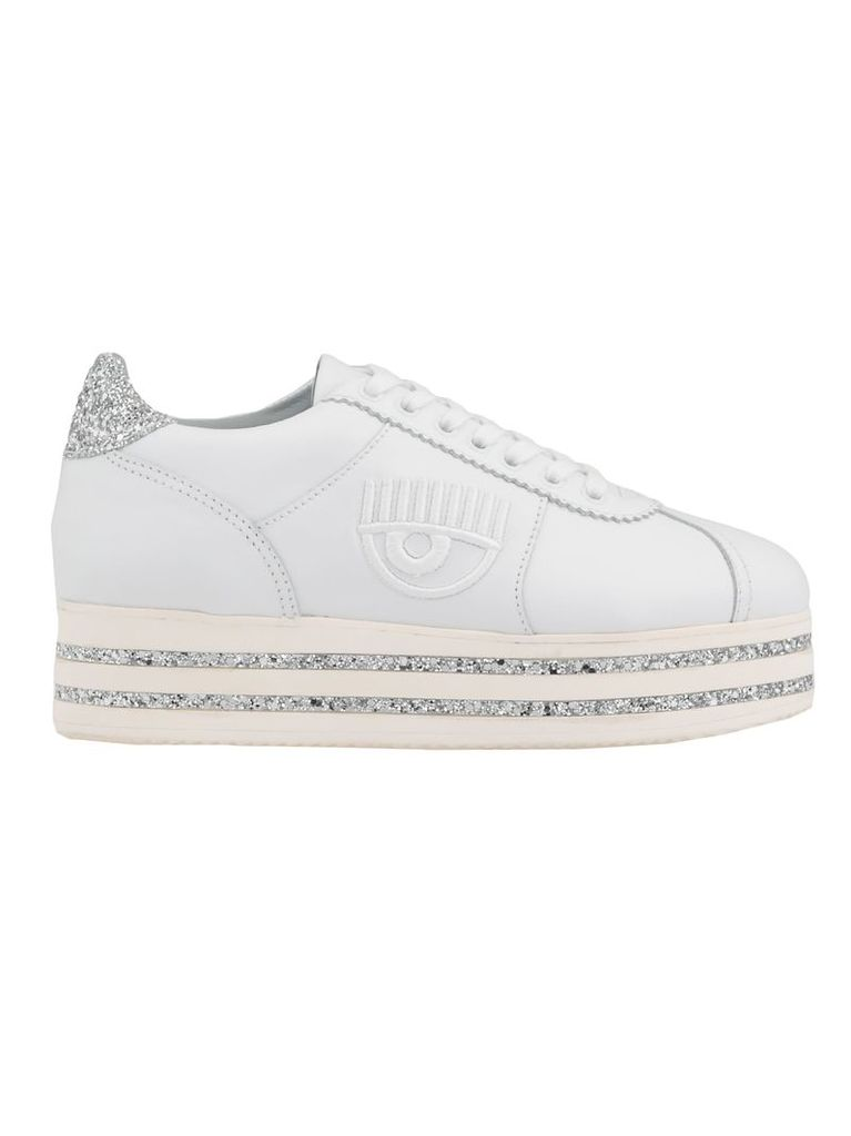 Chiara Ferragni Platform Sneaker