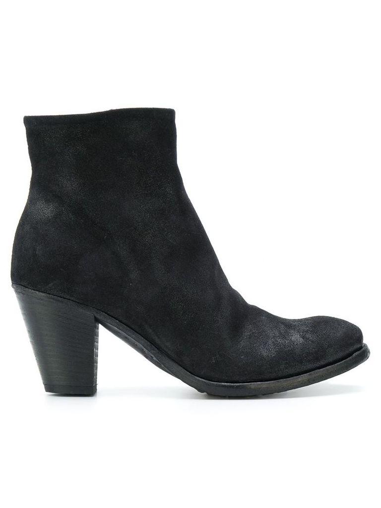 Officine Creative Plaisir ankle boots - Black
