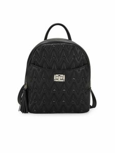 Cosmod Leather Backpack