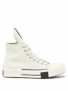 Raey - Long Line Reversible Shearling Coat - Womens - Black
