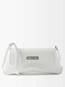 Gucci - Loraine Floral Print Linen And Cotton Blend Coat - Womens - Green Multi