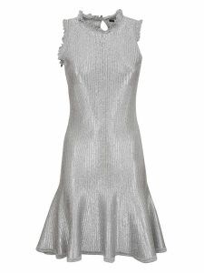 Alexander McQueen Flared Dress