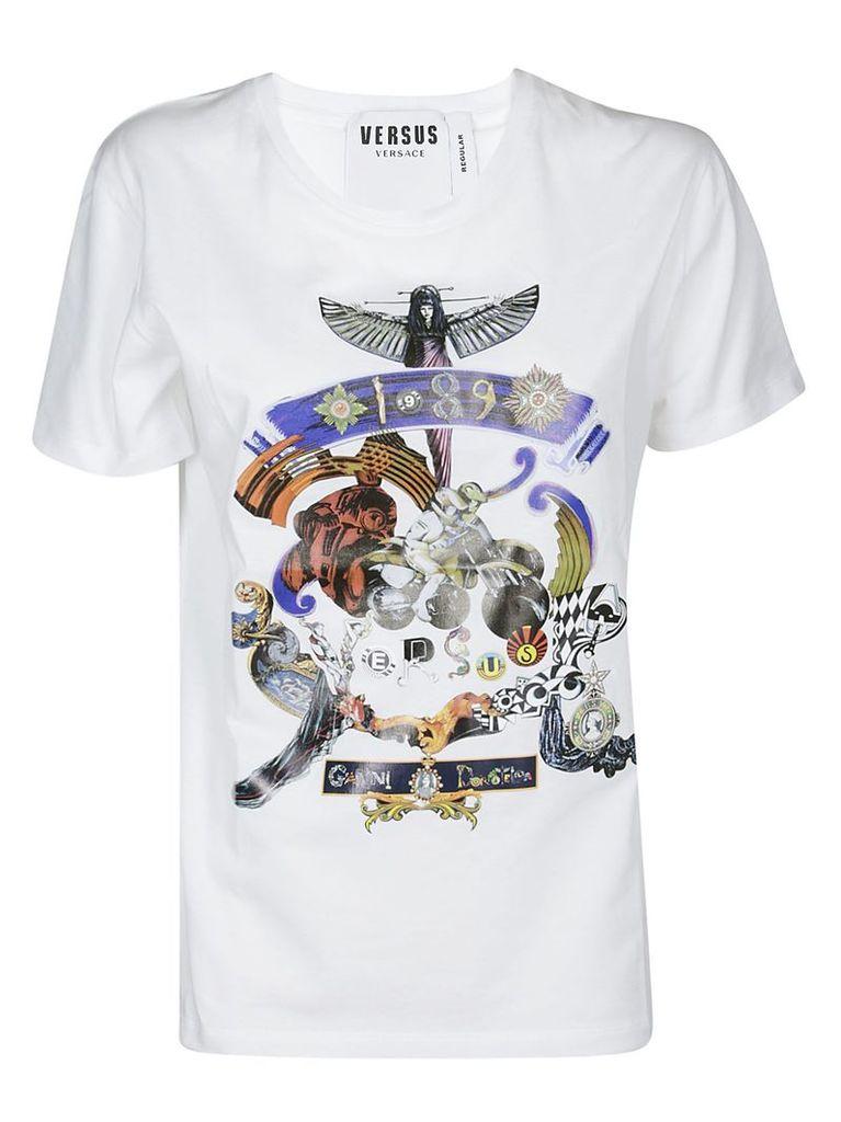 Versus Versace Printed T-shirt