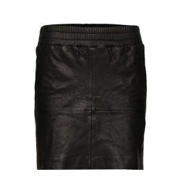 Munderingskompagniet - MDK Vera Leather Skirt