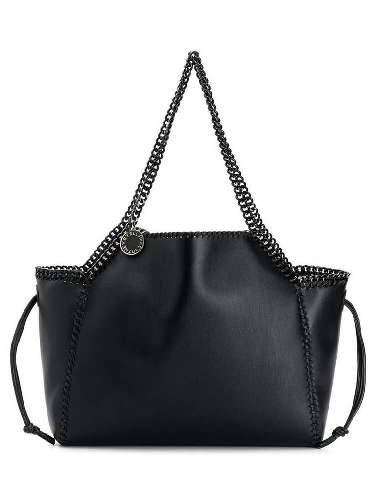 Stella McCartney large Falabella tote bag - Black