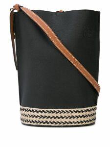 Loewe Gate bucket bag - Black