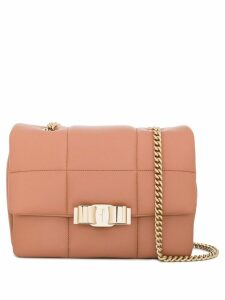 Salvatore Ferragamo Vara Bow quilted bag - Pink