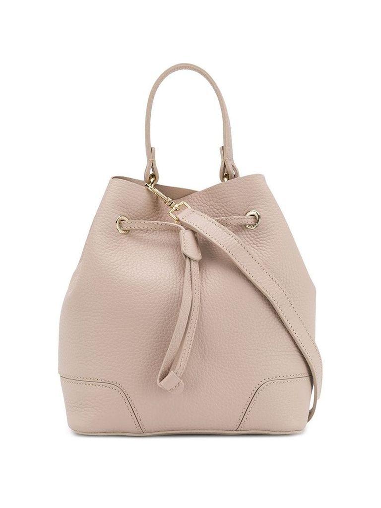 Furla Stacy bucket bag - Neutrals