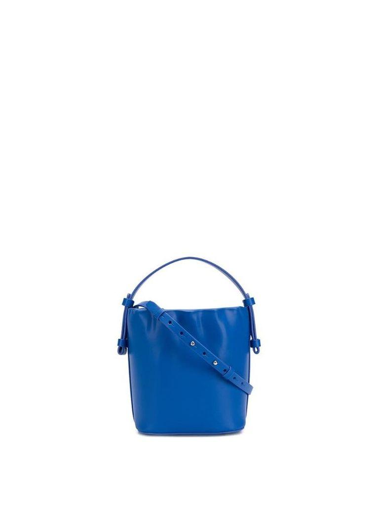 Nico Giani Adenia bucket bag - Blue