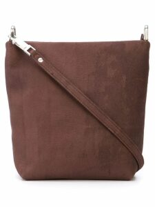 Rick Owens small Adri bag - Brown