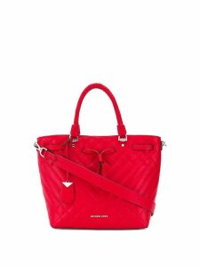 Michael Michael Kors quilted tote bag - Red